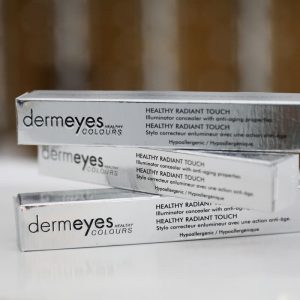 DERM EYES HEALTHY RADIANT TOUCH PORCELAINE